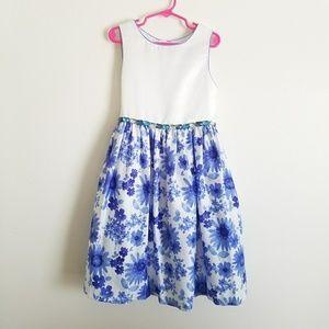 American princess dress for girls sz~7